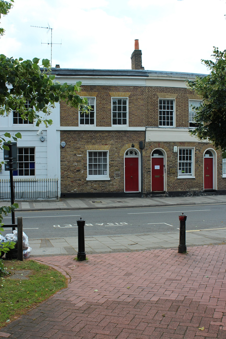 25 Victoria Street Windsor SL4 1HE – Town Centre Offices With Parking Now Sold