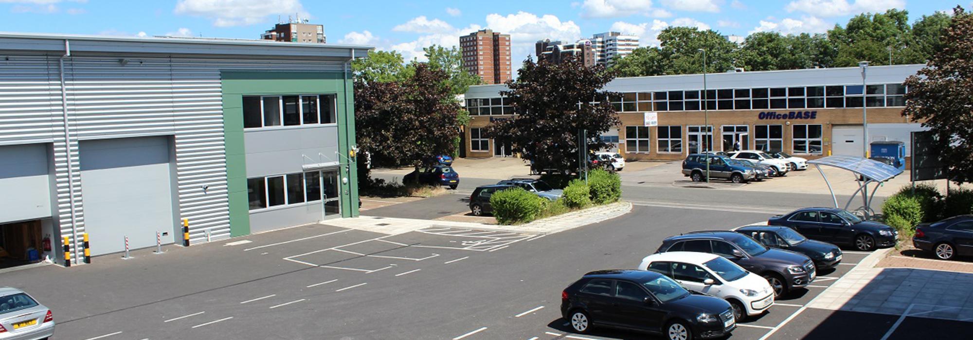 Unit 8 Trade City Brooklands Close Sunbury