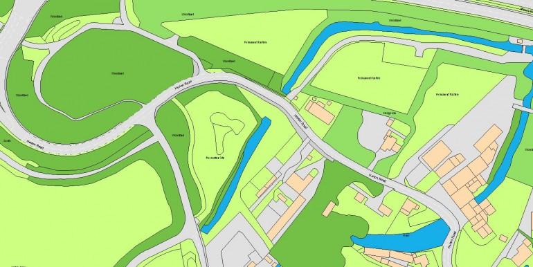 Heathrow The Mill OS Map