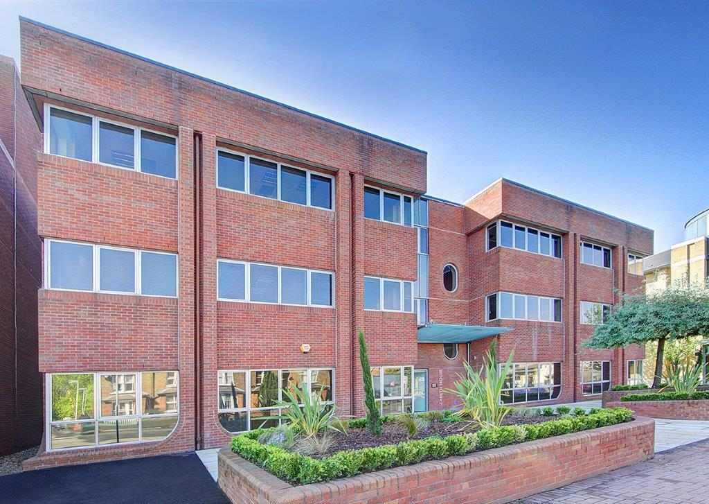 Elizabeth House Staines TW18 4BQ – Offices Now Fully Let to Seven New Tenants – More Required