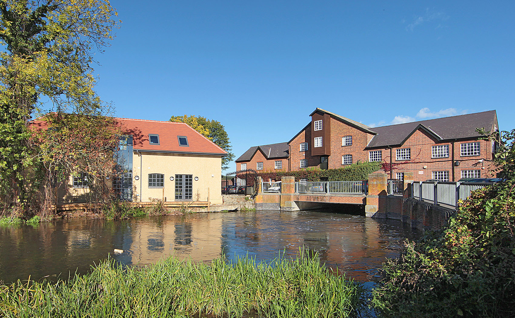 The Mill, Horton Road, Stanwell Moor, Heathrow, TW19 6BJ – A Combination Of Small Managed Offices and Separate Warehouses