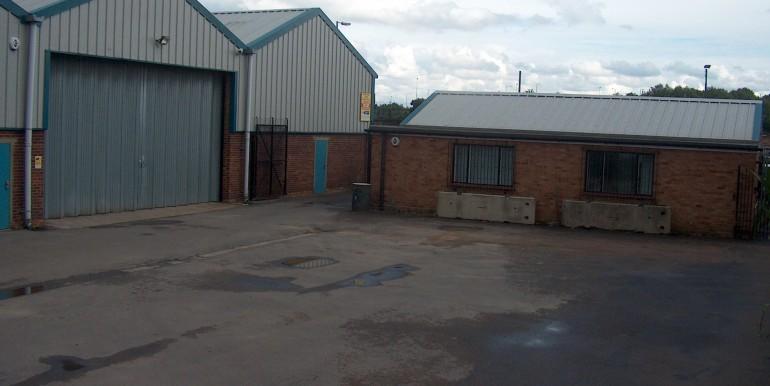 Colnbrook - Galleymead Road - Unit 2 yard
