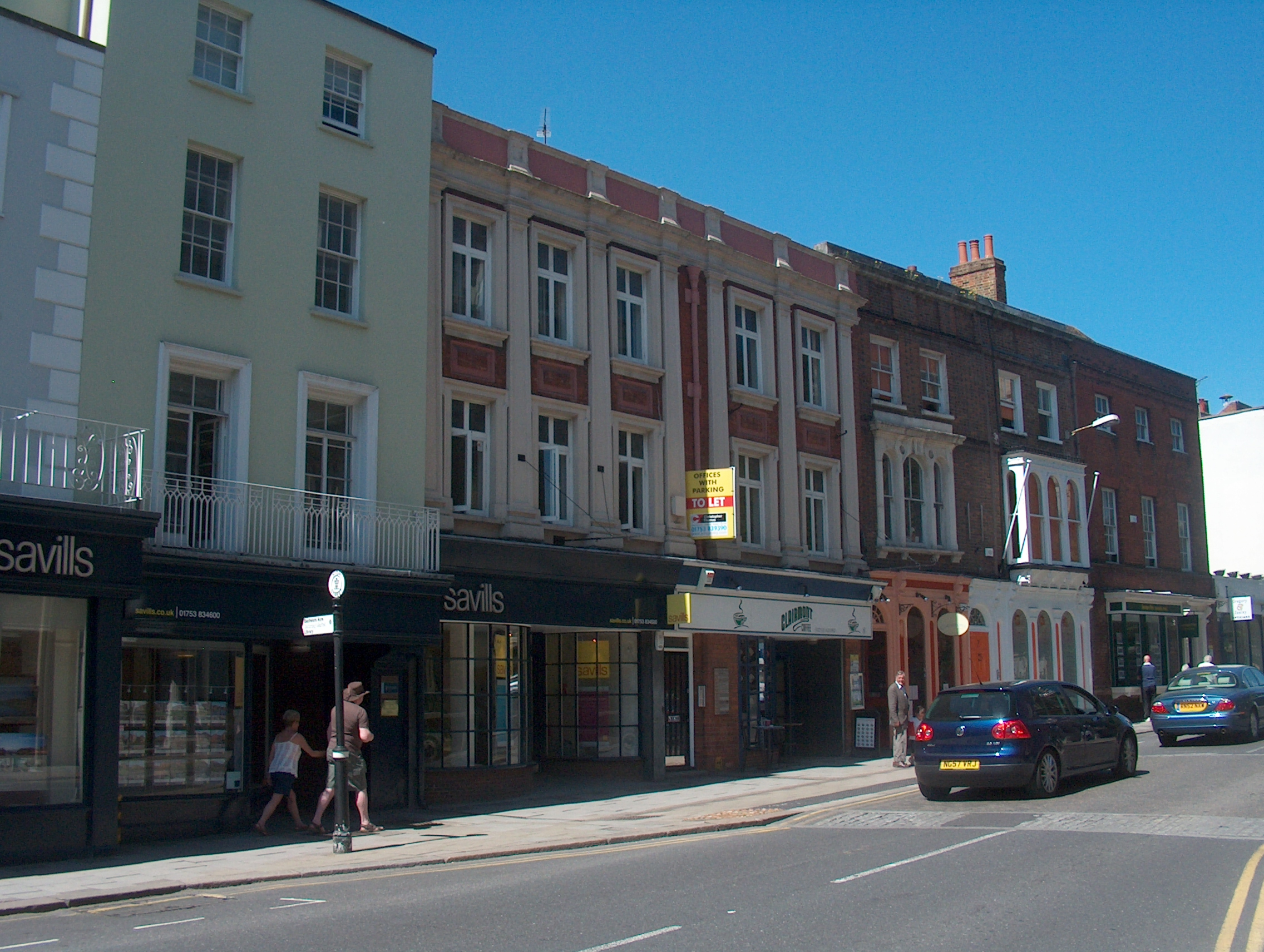 Dukes House High Street Windsor SL4 1LD – Excellent Alternative to Small Serviced Offices Last Available