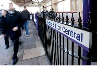 Windsor central station
