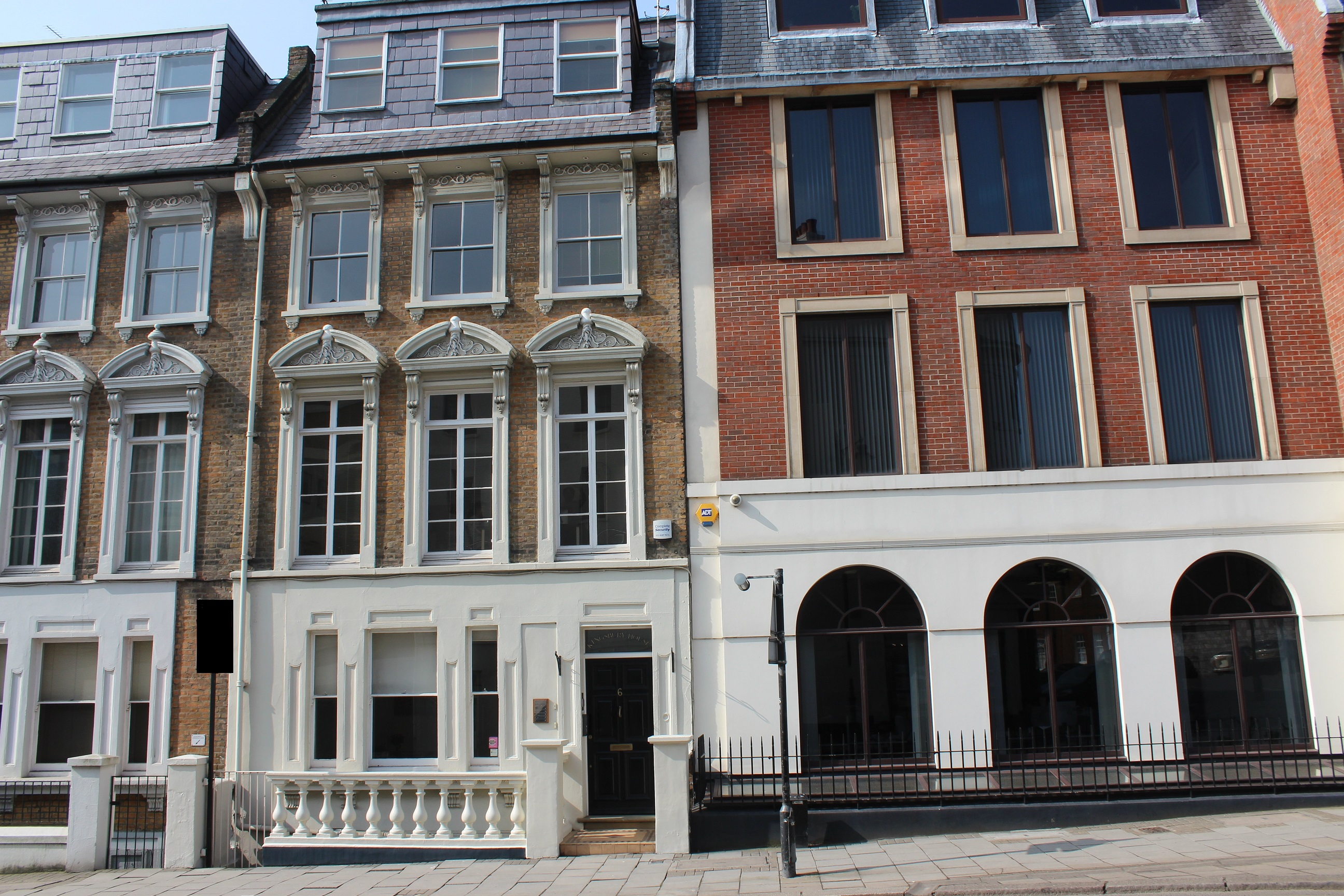 Kingsbury House Sheet Street Windsor SL4 1BG – Newly Renovated Quality Town Centre Offices To Let