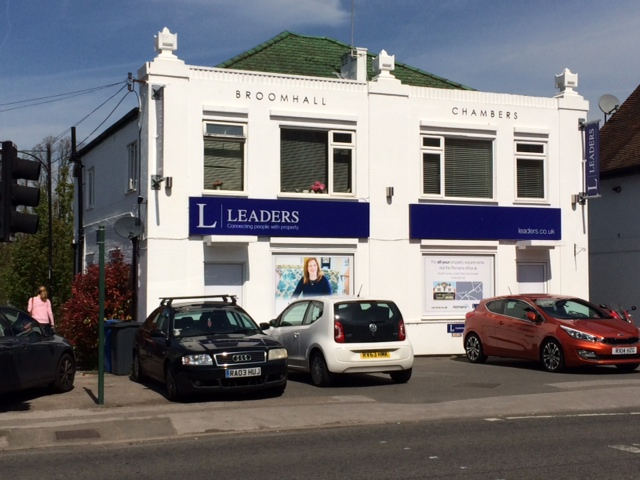 Broomhall Chambers Sunningdale SL5 0DJ – Prime Village Shop To Let Opposite Lloyds Chemists and Farrow & Ball