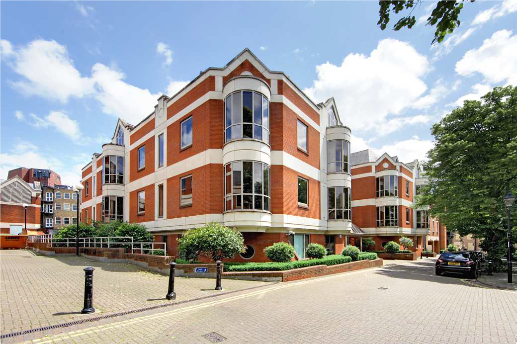 New letting to logitech at morgan house windsor for Windsor house