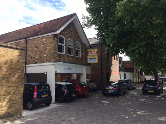 Commercial House Charles Street Windsor SL4 1DH – Town Centre Offices To Let with Parking