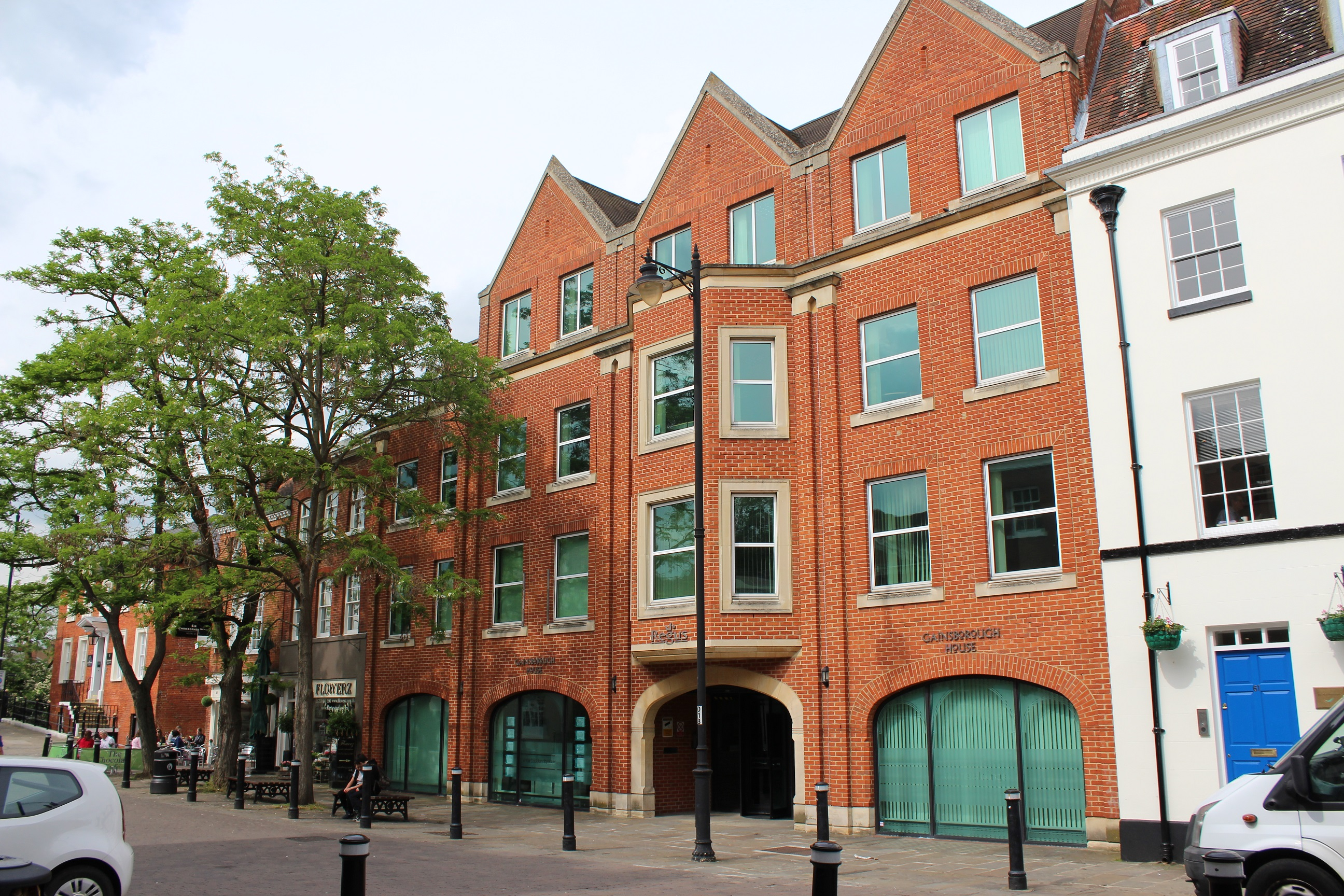 Gainsborough House Thames Street Windsor SL4 1TX – Town Centre Serviced Offices To Let