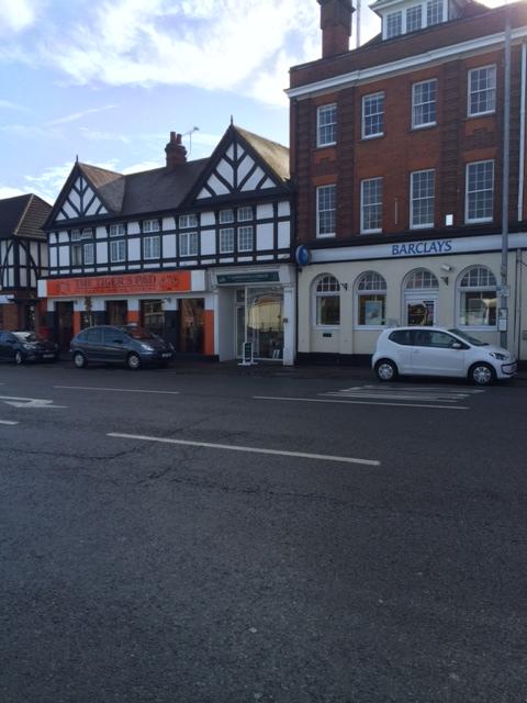 4 Station Parade Sunningdale SL5 0EP – Shop To Let Opposite Waitrose