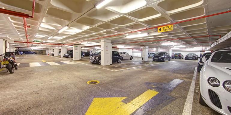 Minton Place car park