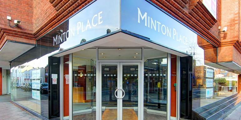 Minton Place front