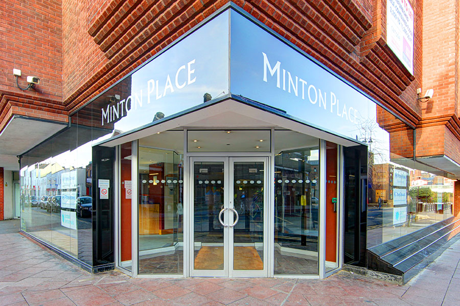 Minton Place Victoria Street Windsor SL4 1EG – Prime Town Centre Offices To Let