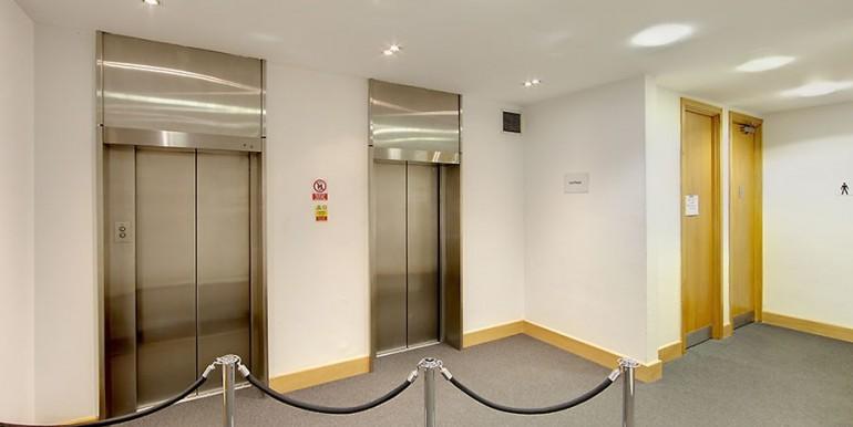 Minton Place lifts
