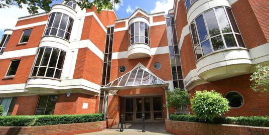 Windsor - Masderia Walk - Morgan House - Main entrance - new