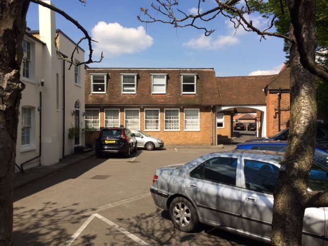 The Courtyard Church Street Staines TW18 4XS – Town Centre office now let