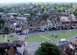 datchet village centre aerial