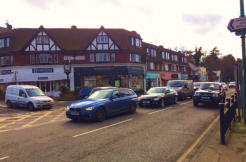 Sunningdale Chobham Road London Road Junction