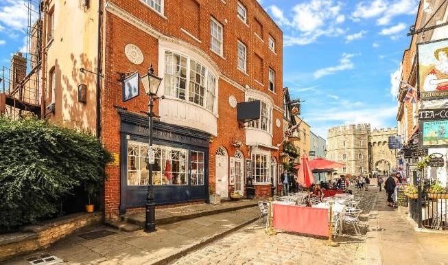 Windsor Church Street Moorcroft