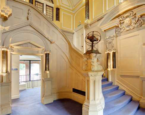 windsor admiral house main reception