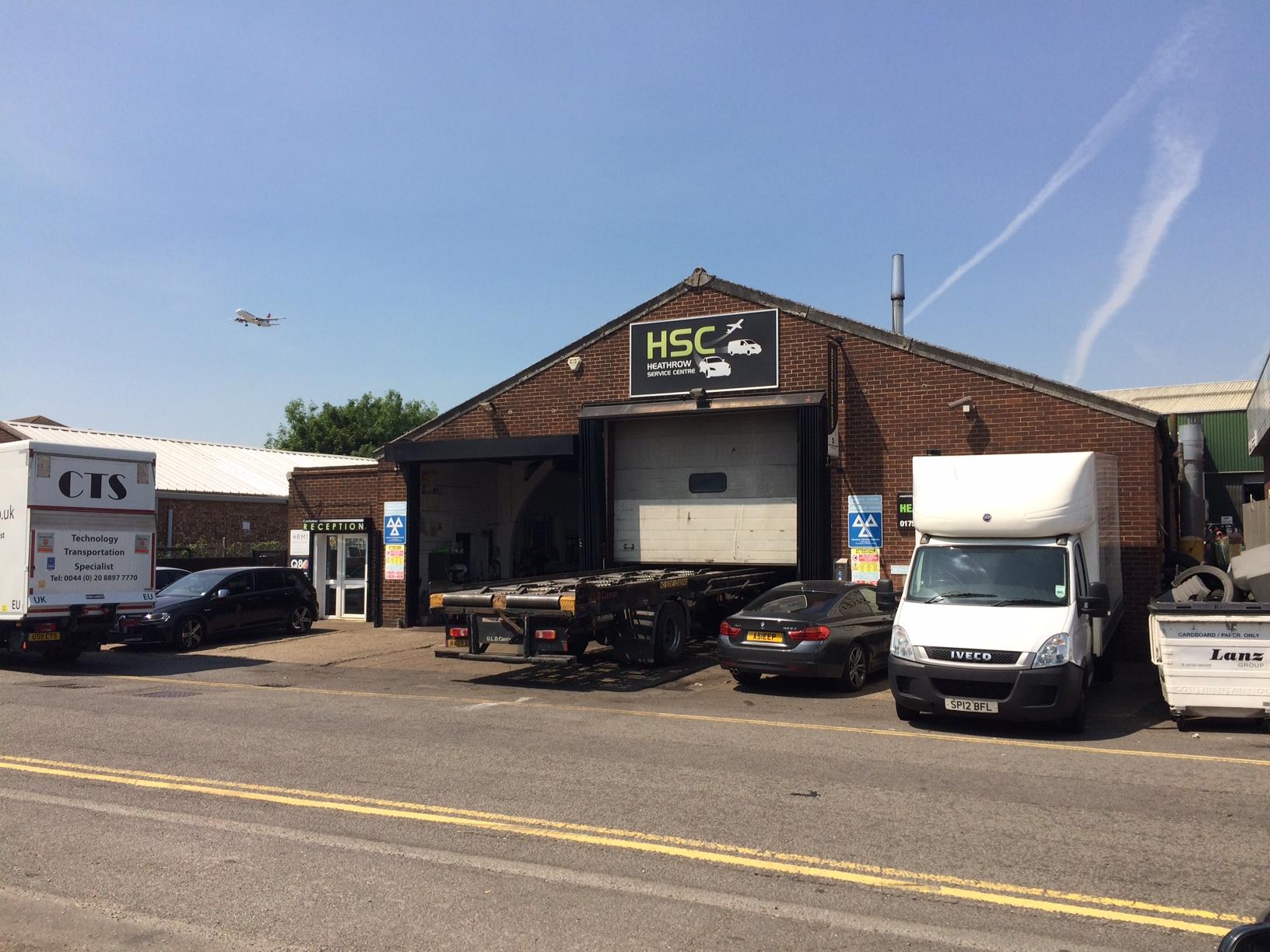 Unit 3 Galleymead Road Colnbrook Heathrow SL3 0EN