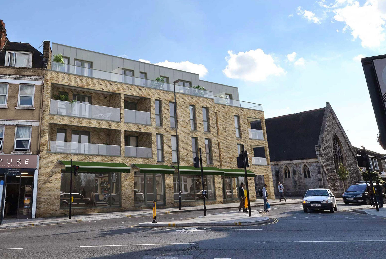 Gunnersbury Lane / High Street Acton W3 8EA