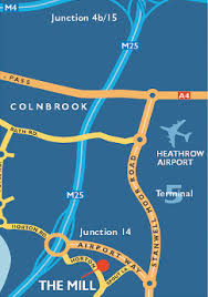 The Mill Heathrow location