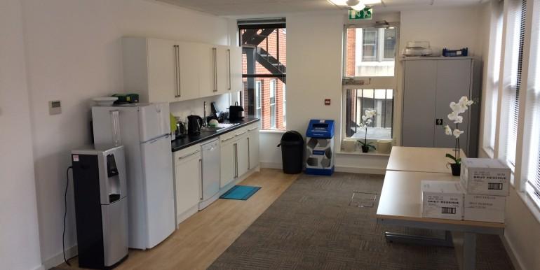Windsor - Sheet Street -  Royal Albert House - internal 3 first floor