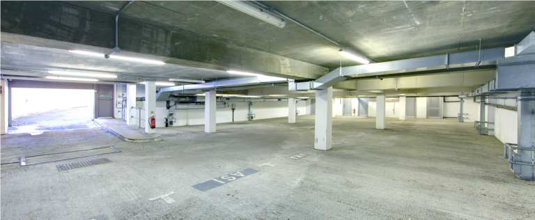 Charta House Staines secure car park