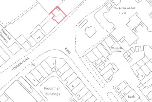Rayotec House Sunningdale plan iii