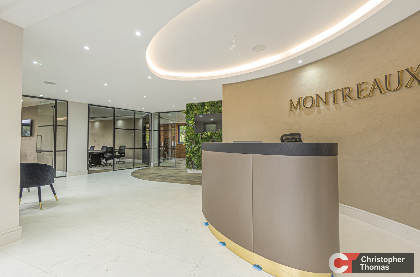 Montreux House Riverside Staines upon Thames